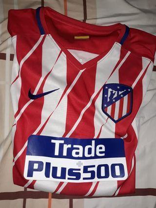 Camiseta Atlético de Madrid Temporada: 2017-18