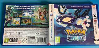 Pokemon Edicion Zafiro Alfa 3DS/2DS