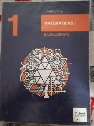 libros de primero de bachillerato