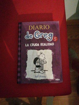 El diario de Greg 5 LA CRUDA REALIDAD
