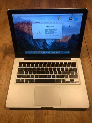 MacBook PRO 2,53GHz 8GB RAM 500GB