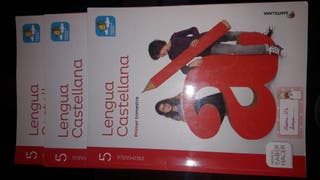 Libro Lengua Castellana 5