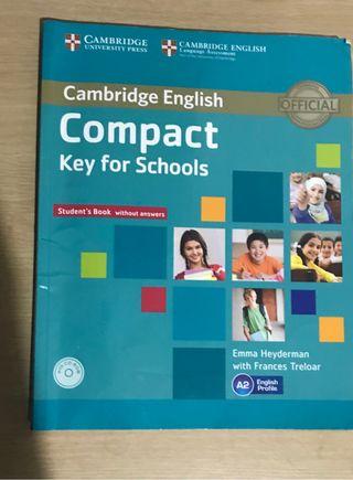 Libro de inglés A2