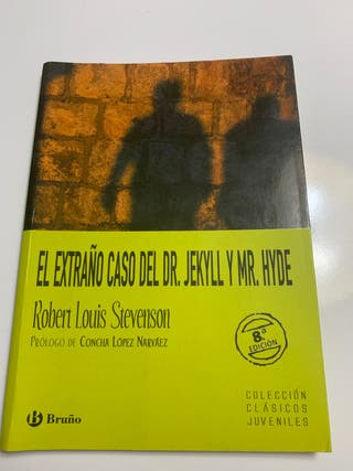 LIBRO ' El extraño caso del Dr.Jekyll y Mr. Hyde'