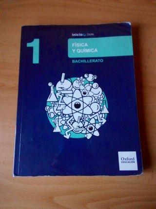 Física y Química 1 Bachillerato Oxford