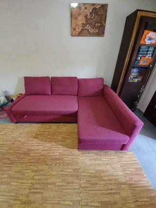 sofa cama con sillon