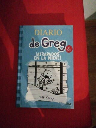El diario de Greg 6 ¡ATRAPADOS EN LA NIEVE!