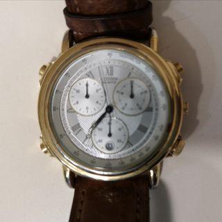 Reloj Caballero Citizen Cronógrafo Coleccionista