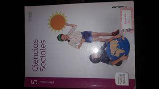 Libro Ciencias Sociales 5