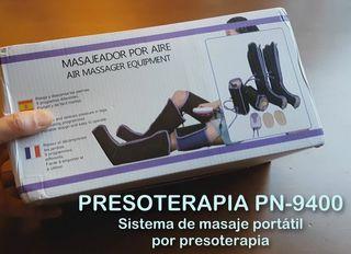 PRESOTERAPIA Air Leg Massager