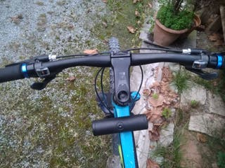 bicicleta btwin decathlon 27.5 y frenos disco