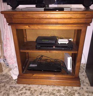 Mueble de televisión con cajón