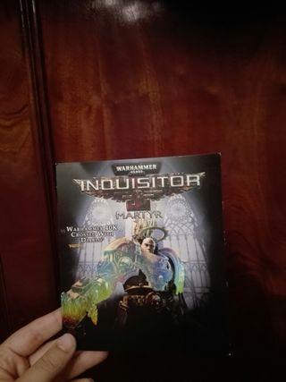 postal de warhammer 40000 inquisitor: martyr