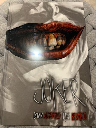 Cómic Joker de Azzarello y Bermejo