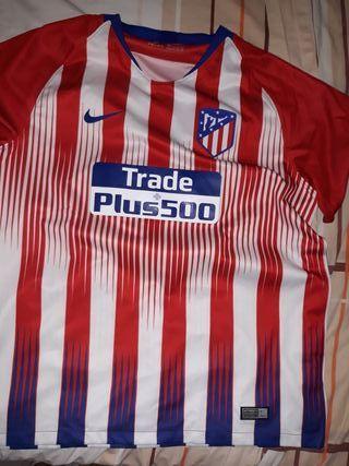 Camiseta Atletico de Madrid Temporada 2018-19