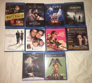 Liquidación Blu-ray a 5€