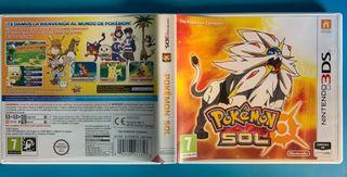 Pokemon Edicion Sol 3DS/2DS