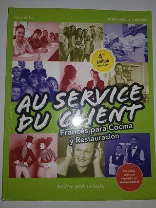 libro de francés de primero de grado medio