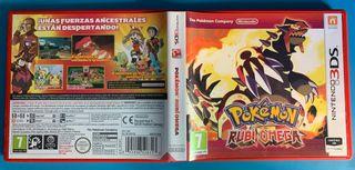 Pokemon Edicion Rubi Omega 3DS/2DS