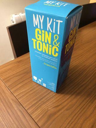 46 MY KIT GIN & TONIC - REGALO