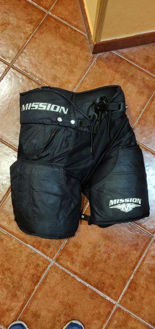 Pantalones Hockey hielo