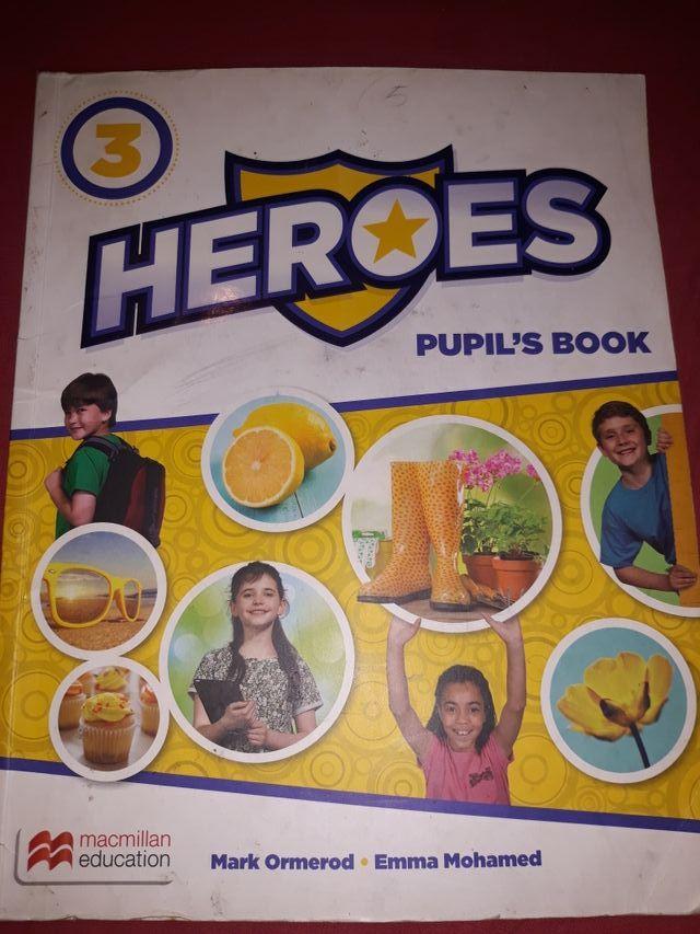 libros de inglés pupil's book
