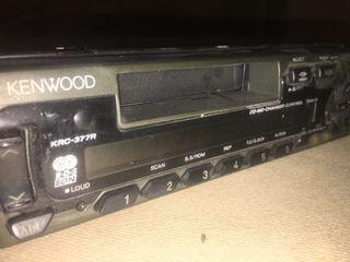 Radio Cassette Kenwood