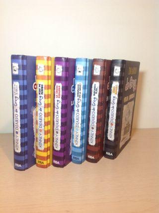 Libros - EL DIARIO DE GREG