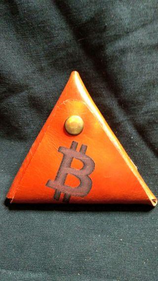 Monedero Triangular Bitcoin