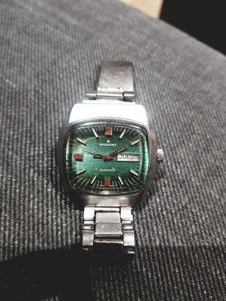 Reloj radiant blumar suizo