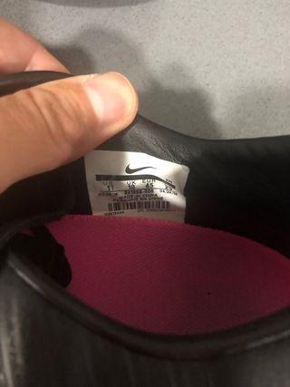 Botas fútbol Nike mercurial