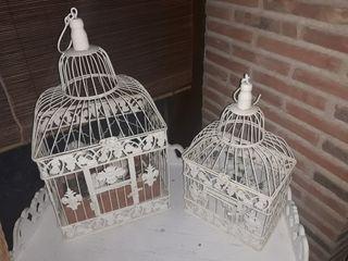 jaulas de decoración preciosas