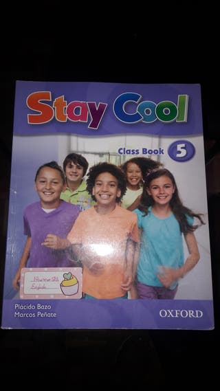 Libro Stay Cool 5