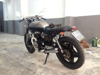 Honda CB 400 N Cafe racer