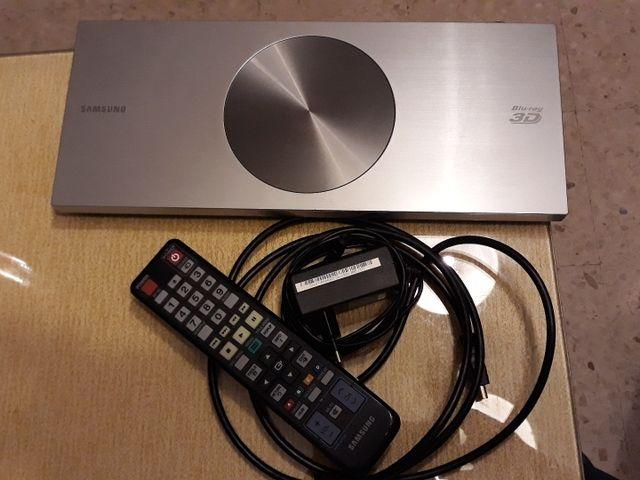 DVD Samsung blu-ray 3D