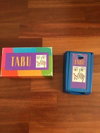"""Juego de mesa """"Tabú"""""""