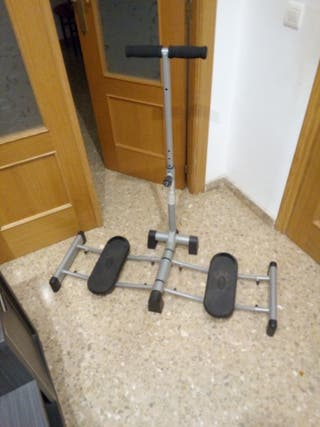 aparato para fortalecer abductores.