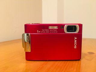 SONY DSC-T200 cámara digital