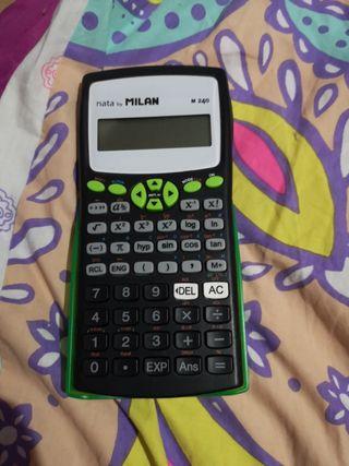 calculador científica