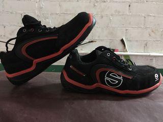 Zapato seguridad deportivo sparco