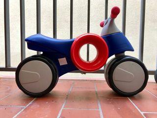 Correpasillos-moto Imaginarium