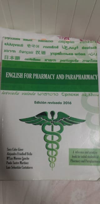 Libro Ingles.