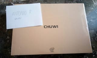 Portatil CHUWI Lapbook Plus. Sin desprecintar.