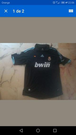 Camiseta original real Madrid Ronaldo 9 talla xl