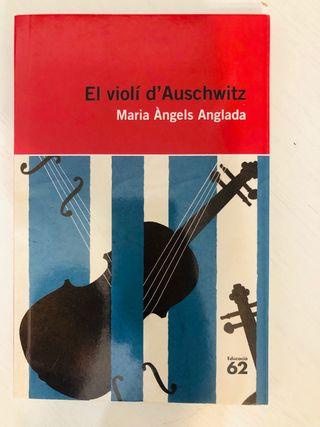 Libro EL VIOLÍ D'AUSCHWITZ