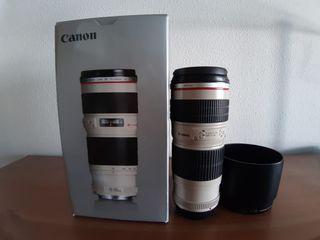 Objetivo Canon Ef 70-200 f/4