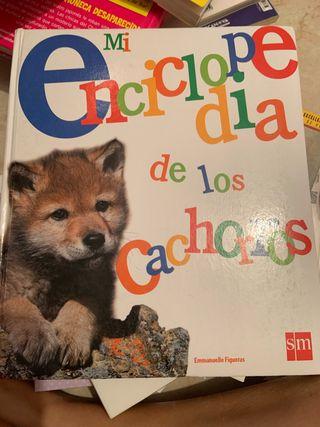 La enciclopedia de los cachorros