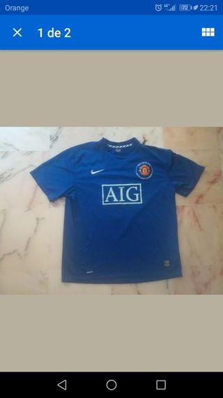 Camiseta original manchester united Ronaldo 9