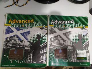 LIBROS DE INGLÉS ADVANCED REAL ENGLISH