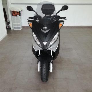 Moto rieju city line 125